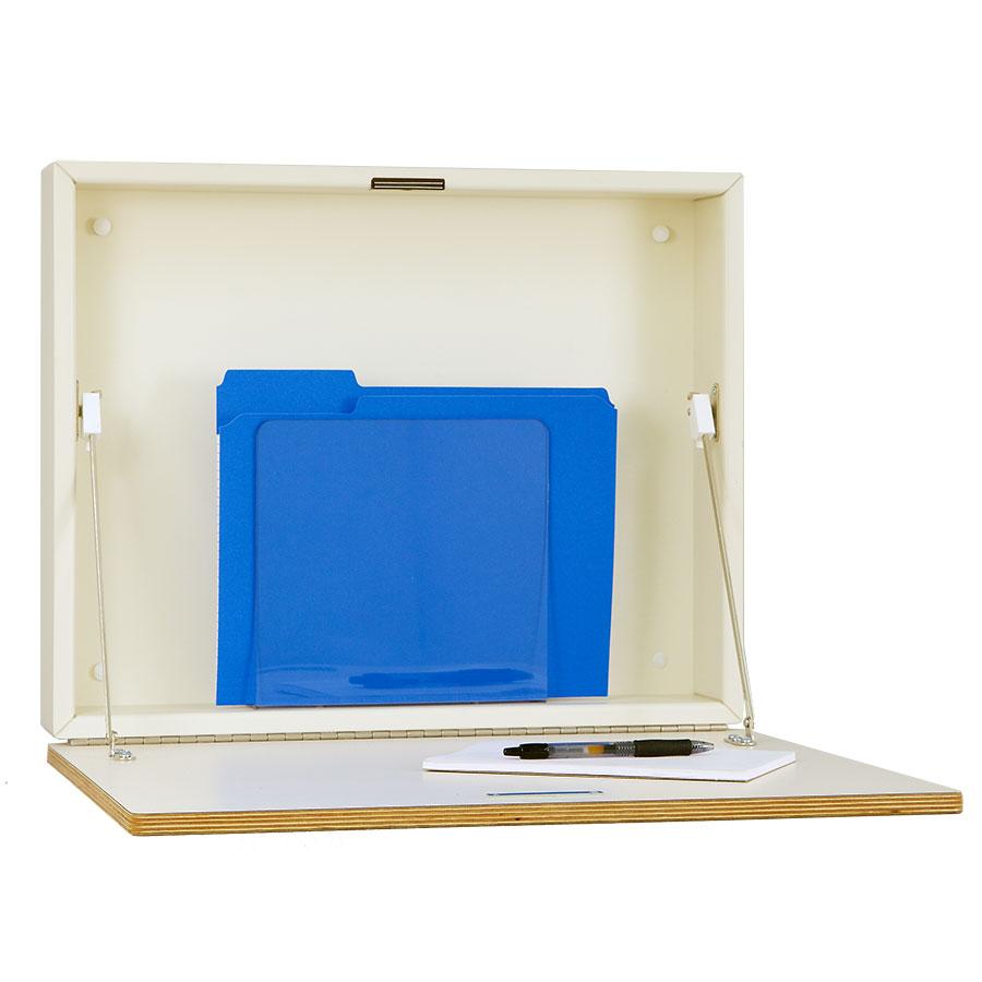 4900 Express Desk Fold Down Wall Desk